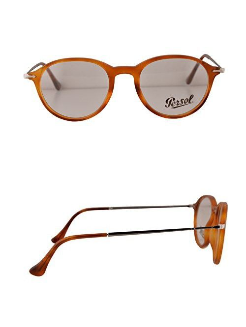 Persol PO3125V Eyeglasses 49-19-140 Light Havana Vintage Celebration ...
