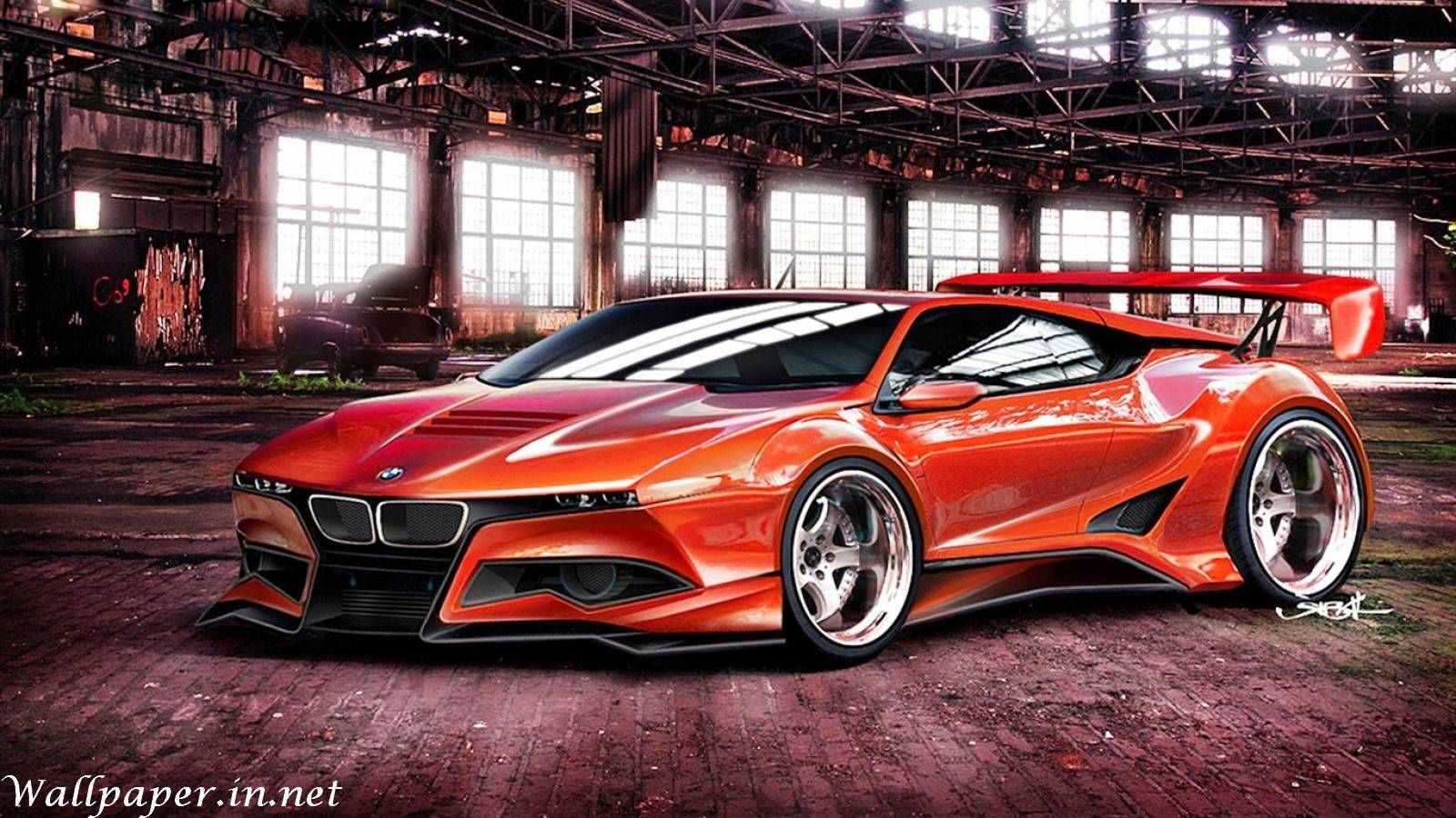 New Bmw Sports Cars Wallpapers Free Download For Desktop