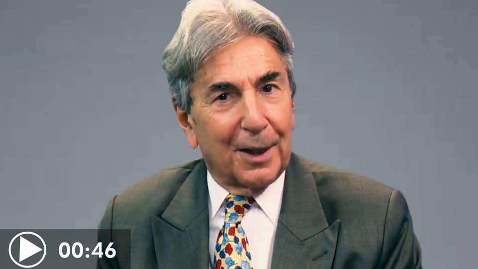 Dr Roberto Ferrari Professor Of Cardiology University Of Ferrara Italy Roberto Cardiology Interview