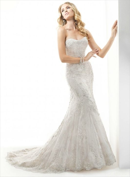 Maggie Sottero - Bridal Gowns at Jodi LTD | Romantic Wedding Dresses ...
