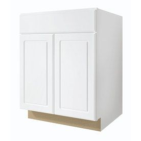Kitchen Classics Concord 27 In W X 35 In H X 23 75 In D Finished Concord Door And Drawer Base Cabinet Lowes Com Cabinet Stock Cabinets Base Cabinets