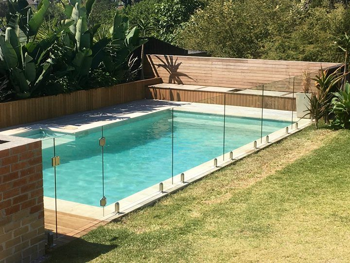 Polaris Soft Close Hinge Quantum Spigots And Frameless Glass Pool Fence The Ultimate Synthesis Of The Highes Pool Fence Glass Pool Fencing Aluminum Pool Fence