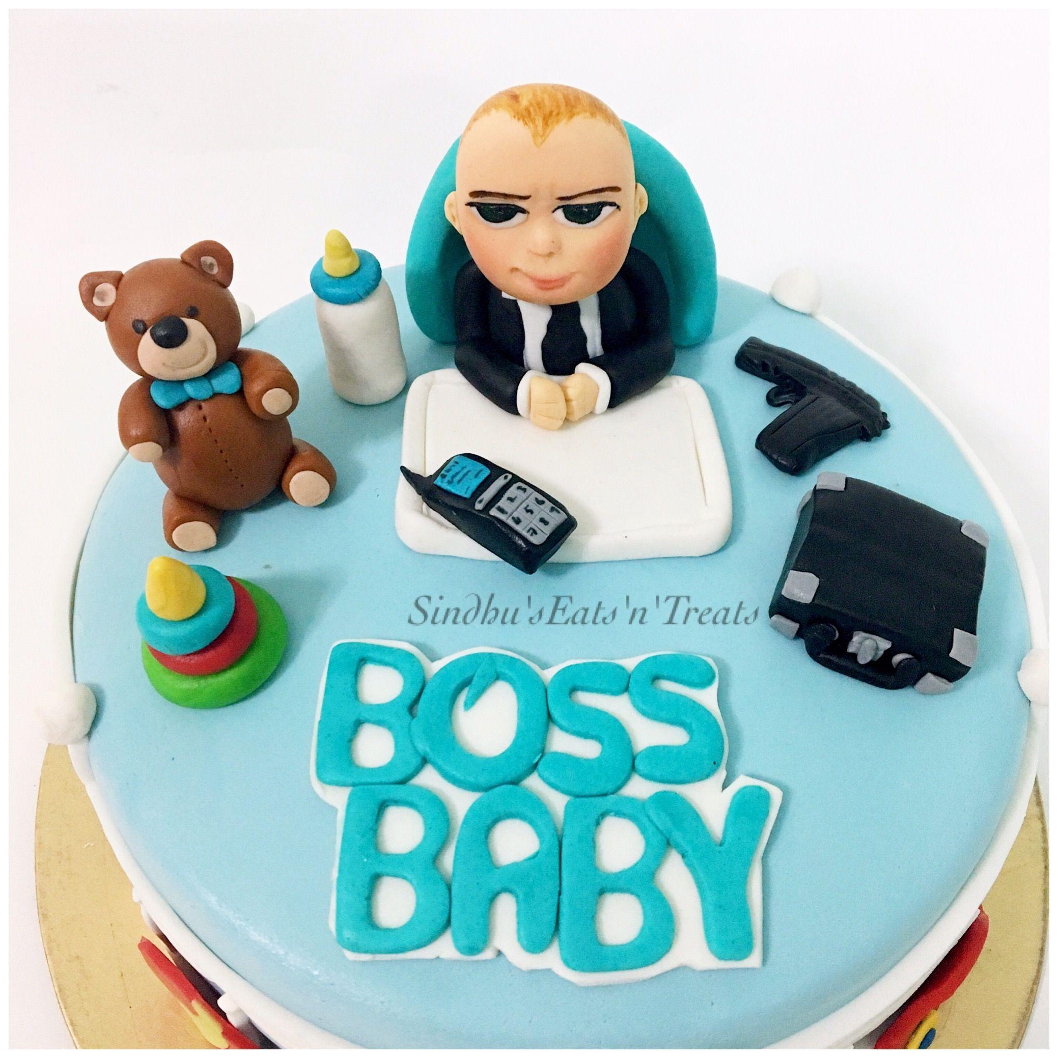 Boss baby cake   cakes for kids   Birthday Cake, Cake ...