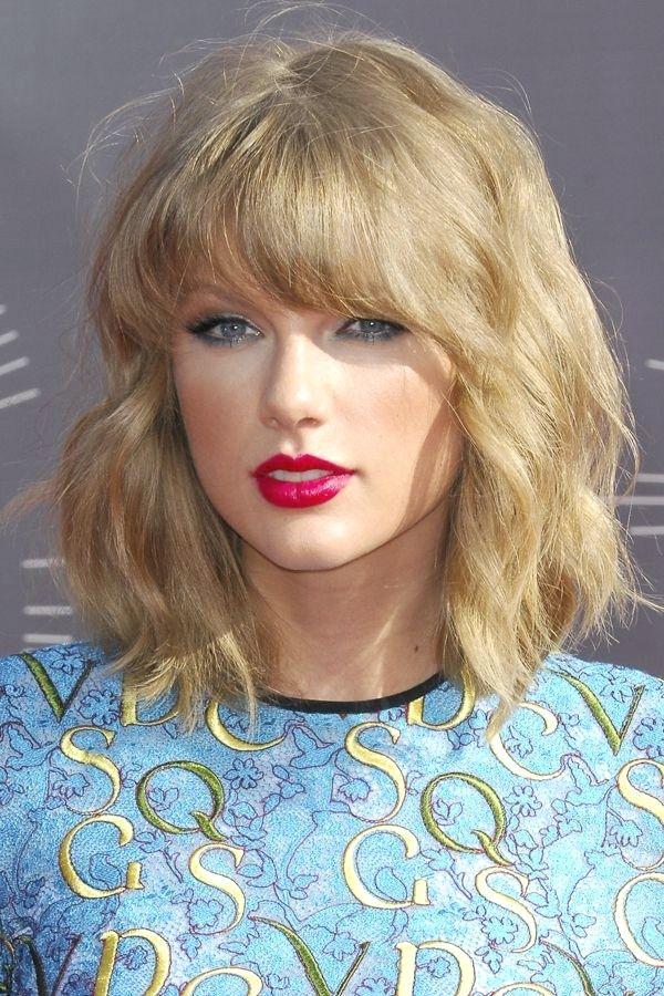 10 Trendigste Mittelwellige Frisuren Für Mädchen Taylor