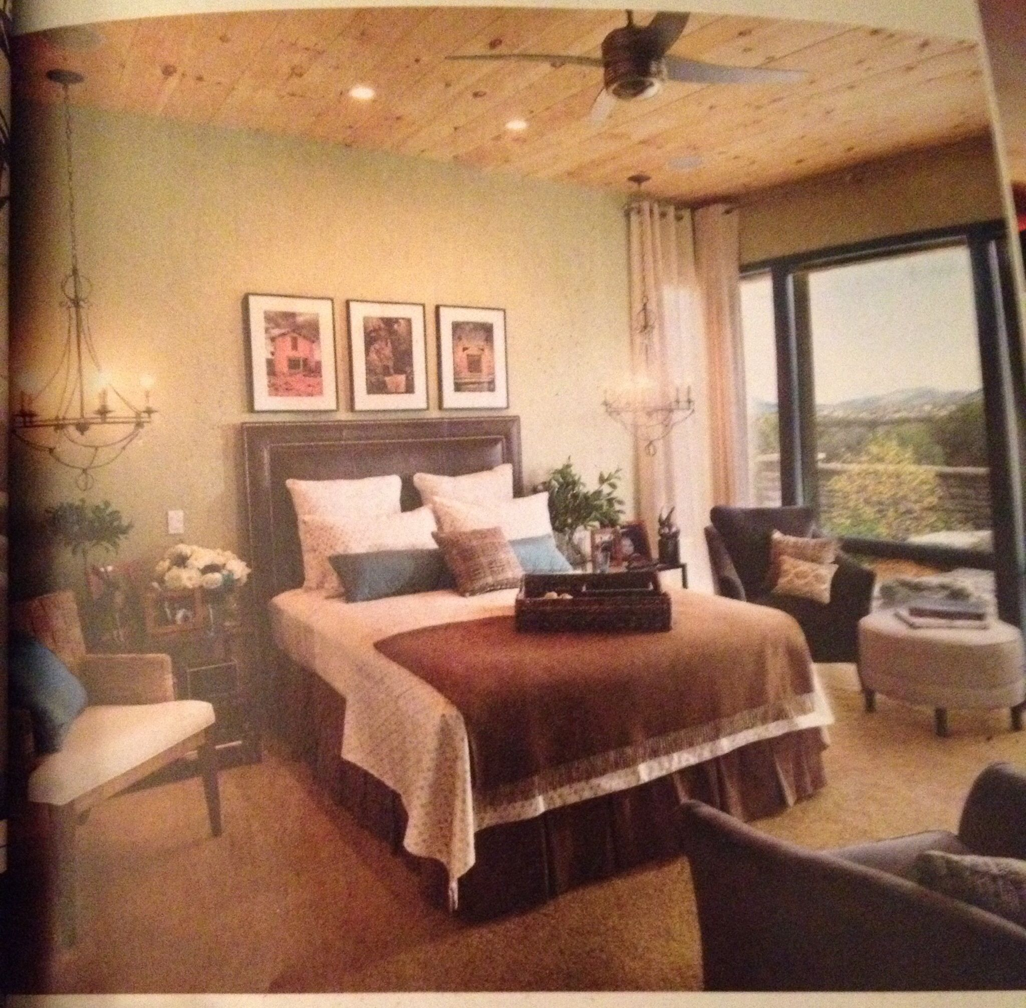 Love This HGTV Dream Home Bedroom!!