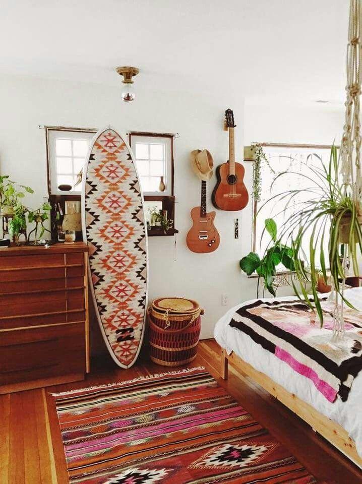 American Hippie Boheme Boho Lifestyle Bedroom Dwellings