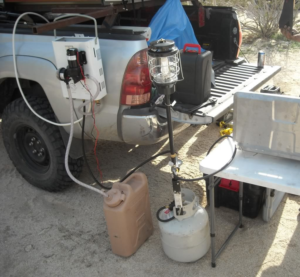 Eccotemp Portable Tankless Water Heater Table Designs