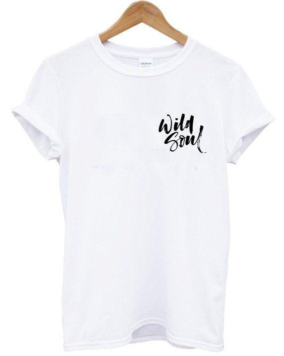 803c84ae5 Pocket Tee, Tumblr Shirt, Womens Graphic Tee, Teen Shirts, Trendy Tshirts,  Wild Shirt, Hipster Graph