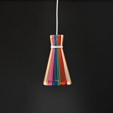 Diablo lamp shade in multi chandeliers ceiling lights graham green