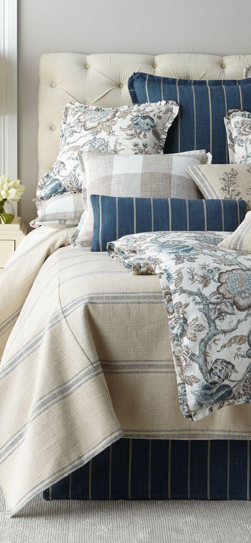 Luxury bedding in stunning home decor u design pinterest