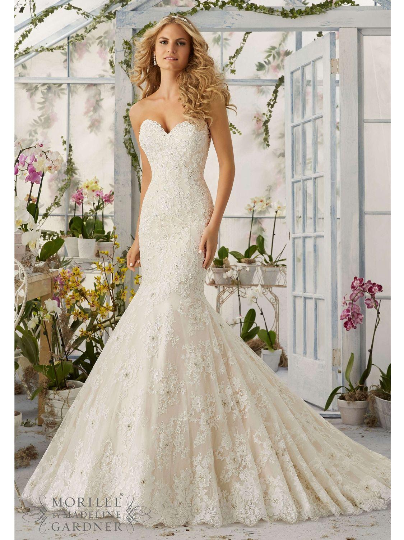 98f7969aa Mori Lee Wedding Dress Style 2820 | House of Brides | Kathy's stuff ...