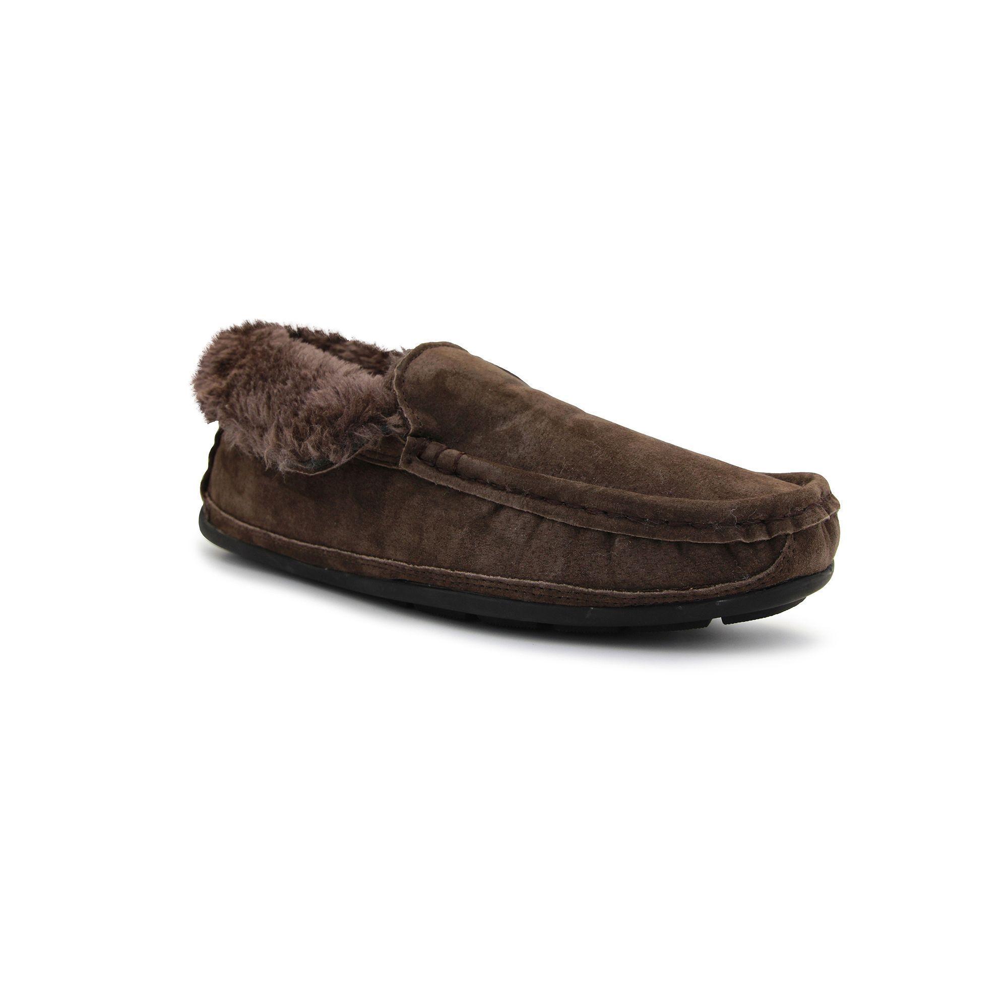 71a7c0efbd5e LAMO Tremont Men s Moccasin Slippers