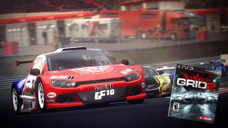 Playstation 3 owners can grab themselves a free copy of Codemasters recent title, GRID 2, through their premium membership service, PlayStat...