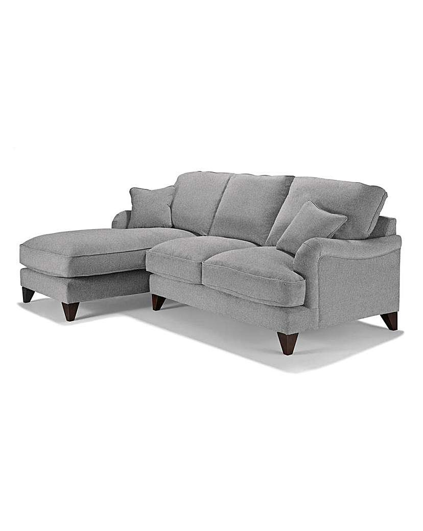 Gosford Left Hand Corner Chaise Chaise Sofa Furniture Sectional Couch