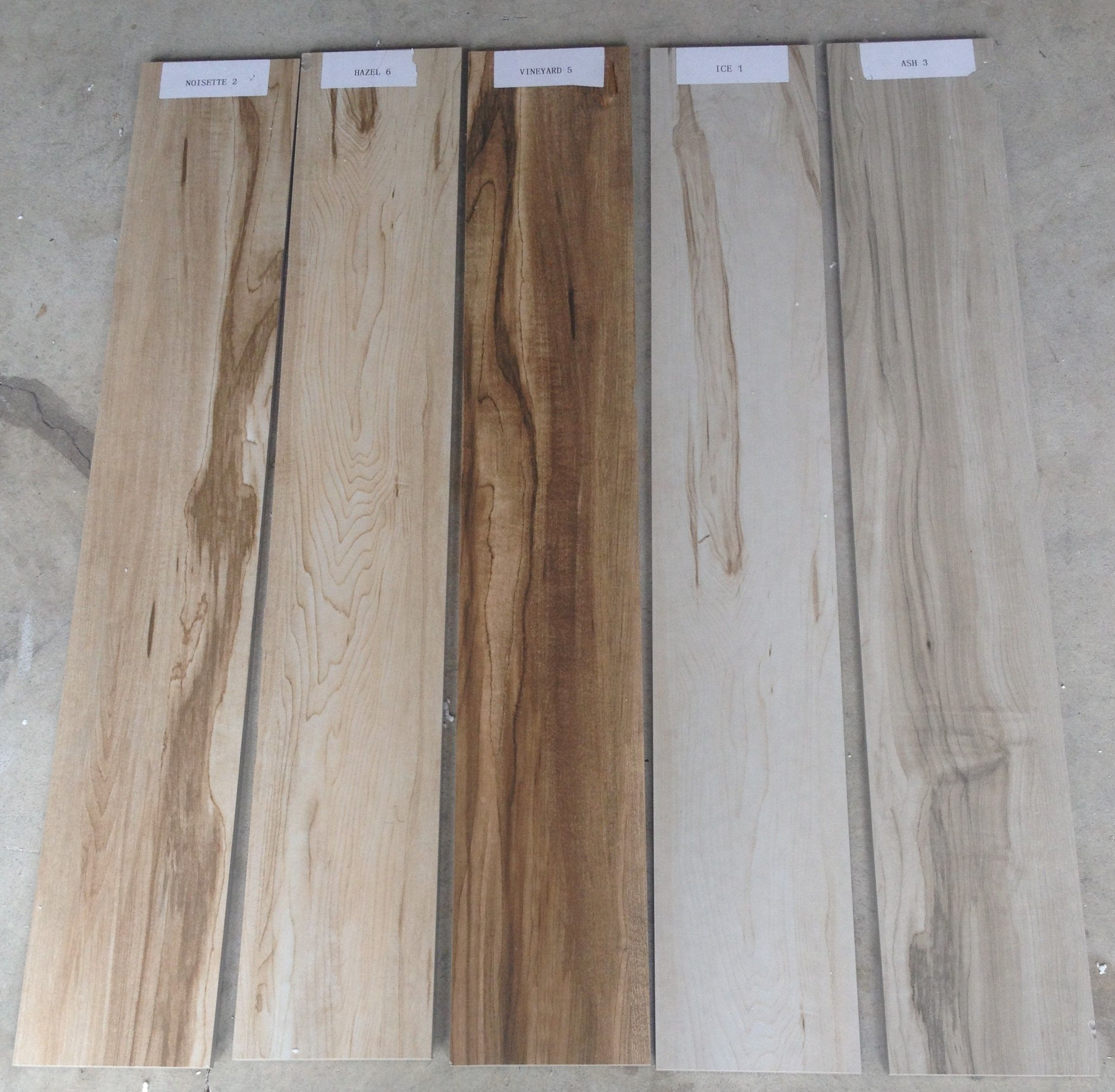Four Wood Plank Tile Trends from Coverings 2014 Wood