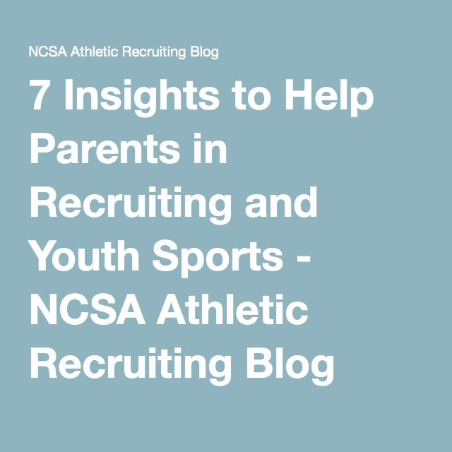 7 Insights to Help Parents in Recruiting and Youth Sports - NCSA - baseball stats spreadsheet