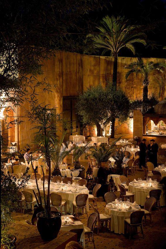 Babilonia Restaurant. Olivia Valere Discoteca, Marbella , Spain