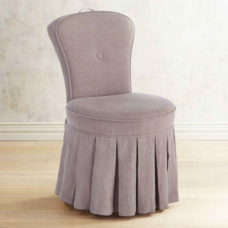 Swell Reese Heather Vanity Stool Products Vanity Stool Ibusinesslaw Wood Chair Design Ideas Ibusinesslaworg