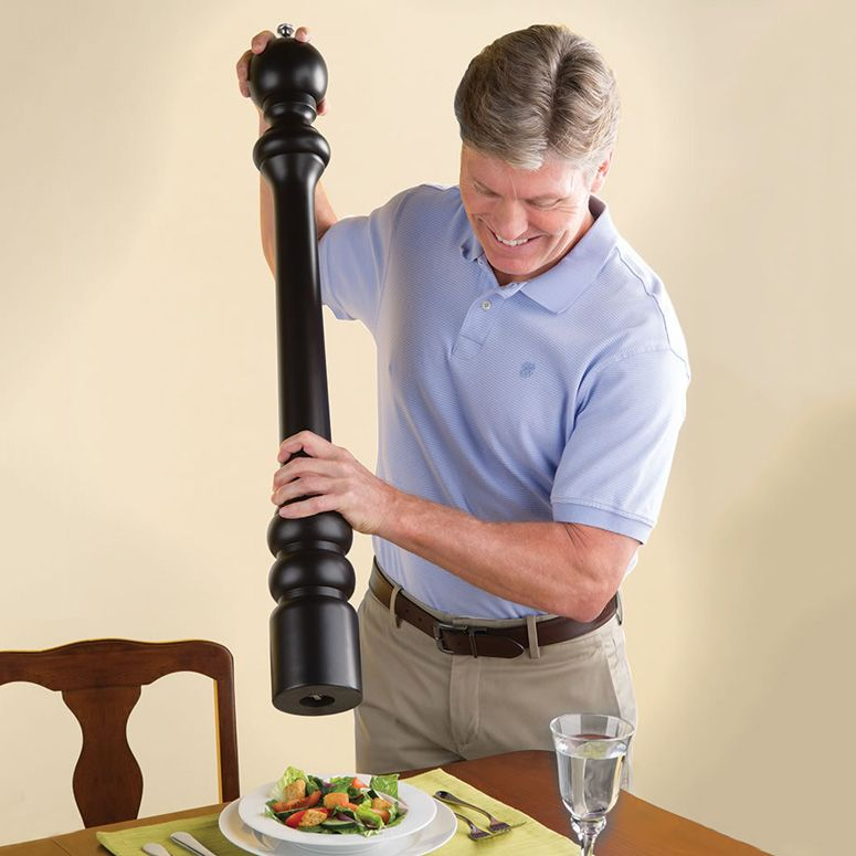 The Ultimate Pepper Mill 겁나큰..