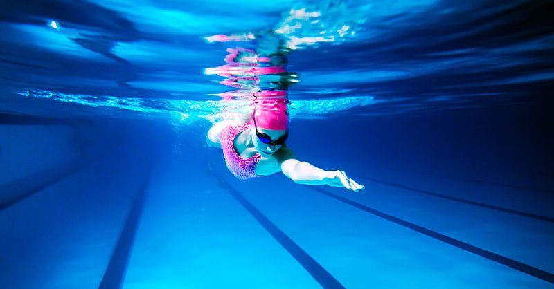 The Swimming Workout You Can Do On Dry Land Swimming Bodybuilding Workouts Workout