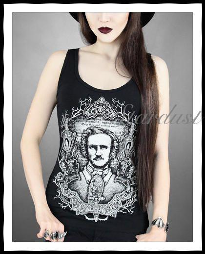 Camiseta Poe tirantes