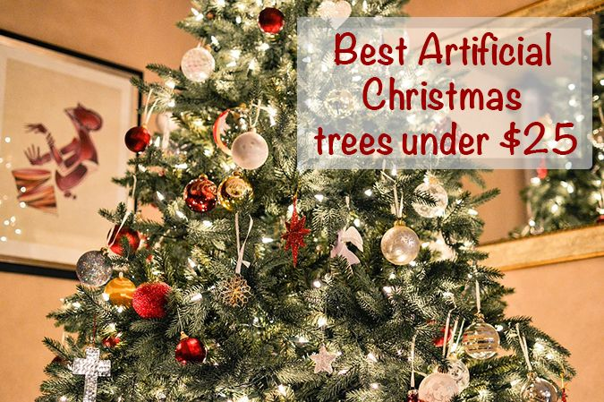 Best Artificial Christmas Trees Where To Buy Them