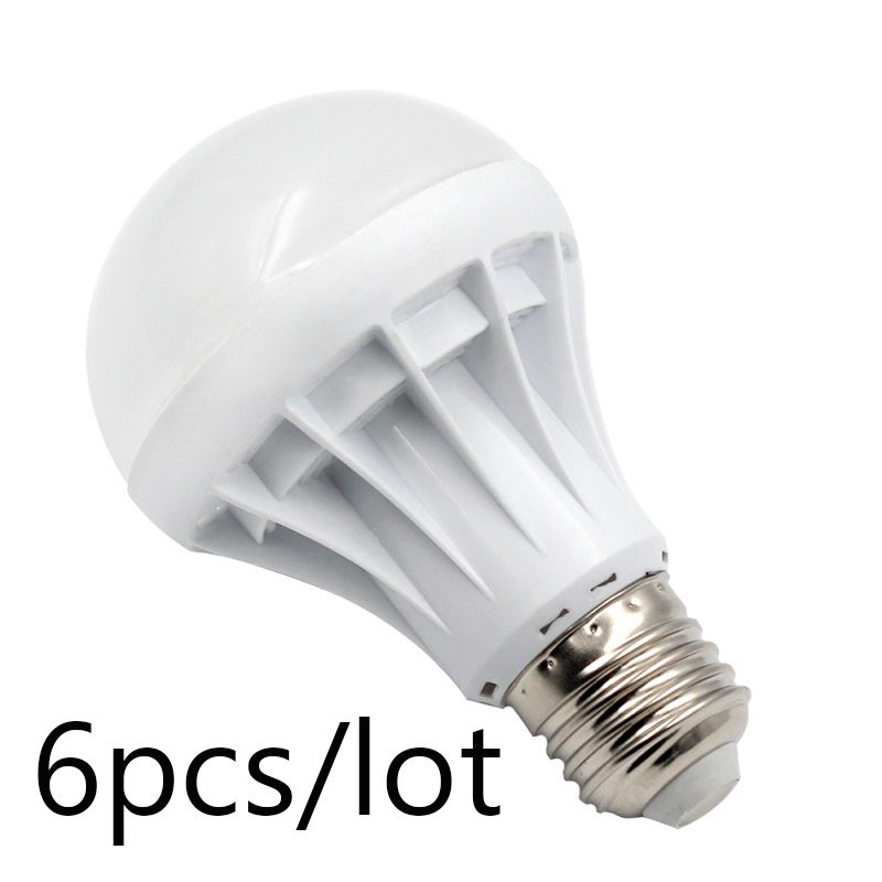 Find More Led Bulbs Tubes Information About 6pcs Lot Led Lamp E27 Led Bulb Ac220v Led Light Bulb 5led 8led 11led 14led 17led 20led Smd5730 Lampadas Le Led Bulb