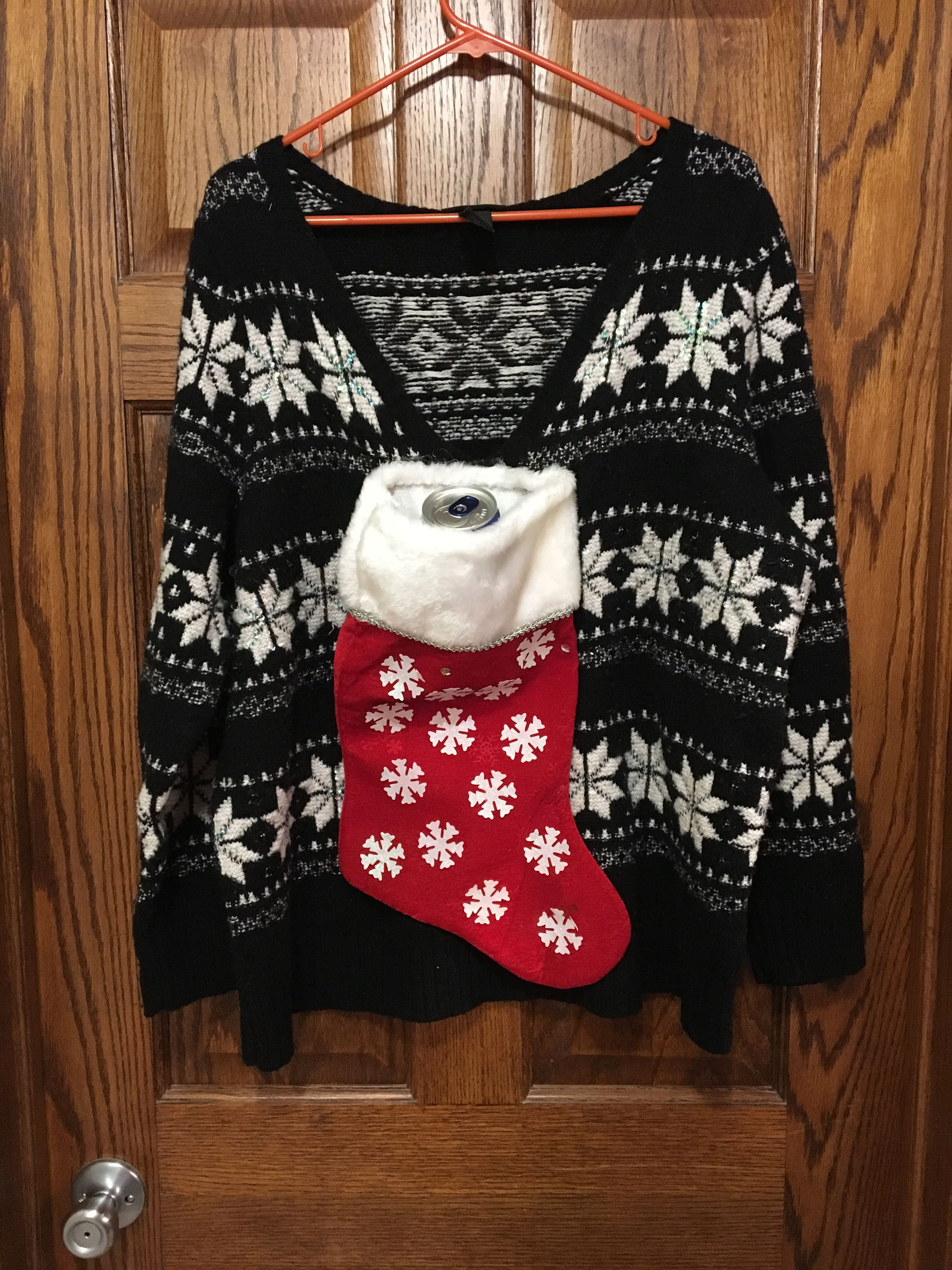 Womens Ugly Sweater 2017