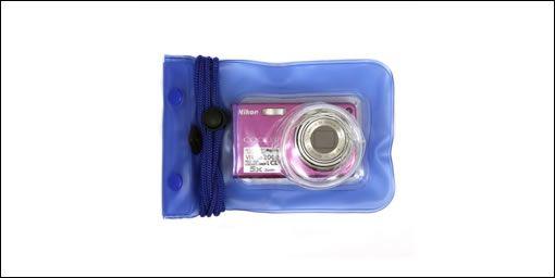 Waterproof Digital Camera Bag   Free Shipping!