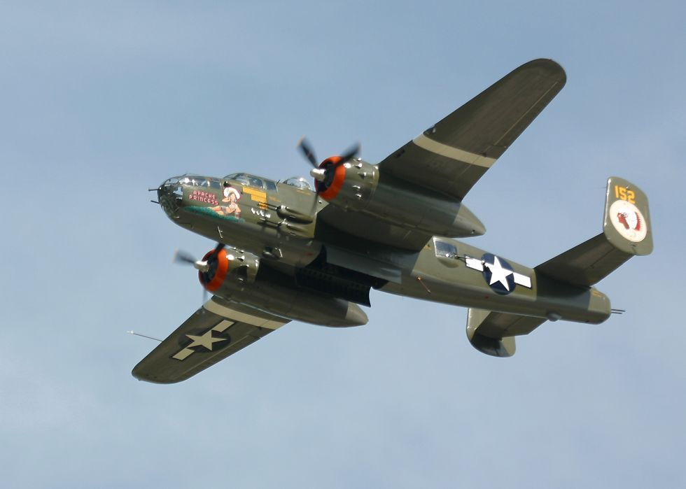 wwii aircraft | World War Two Aircraft at the Oshkosh AirVenture ...