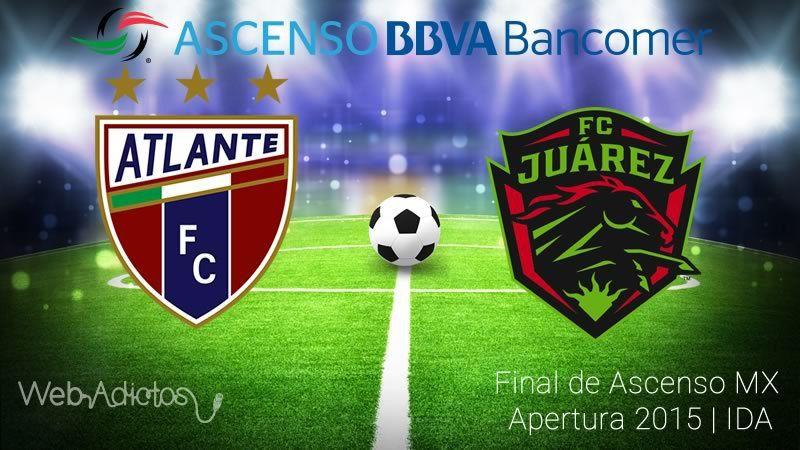 Atlante vs Juárez, Final del Ascenso MX A2015 ¡En vivo por internet! | Partido de ida - http://webadictos.com/2015/12/02/atlante-vs-juarez-final-ascenso-mx-a2015/?utm_source=PN&utm_medium=Pinterest&utm_campaign=PN%2Bposts
