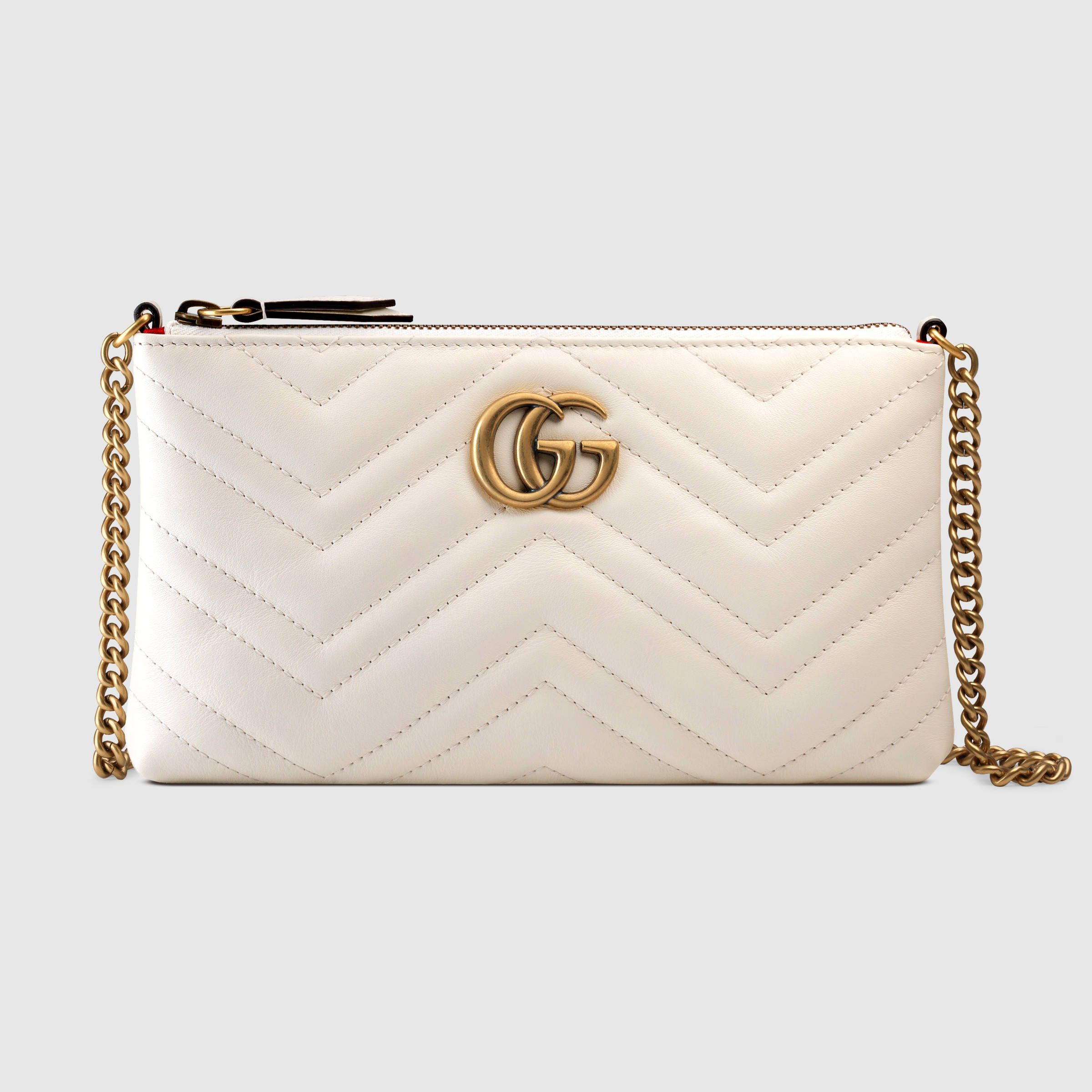 617b7ab1d92 Gucci GG Marmont mini chain bag