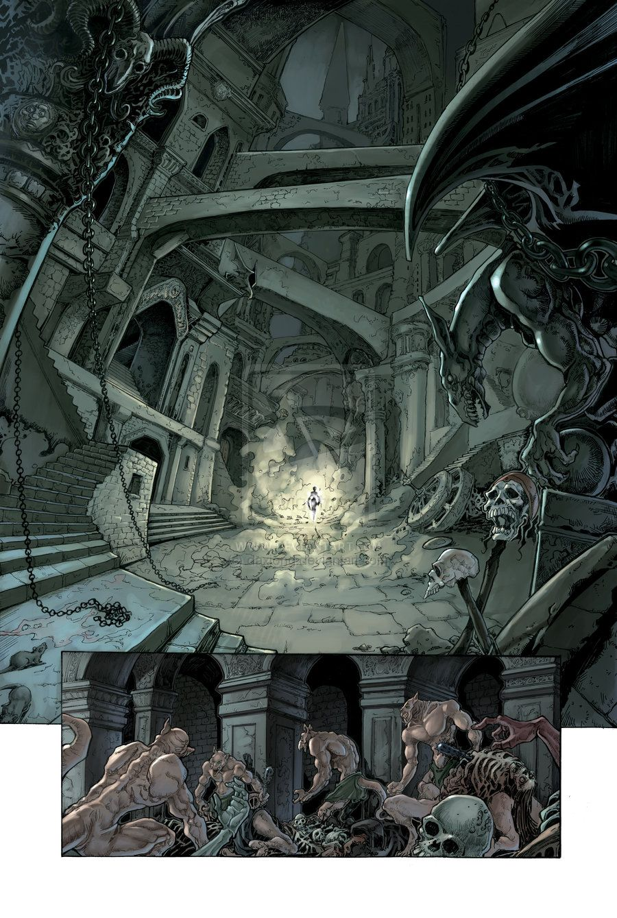 Diablo mini story - 2 by daxiong.deviantart.com on @deviantART