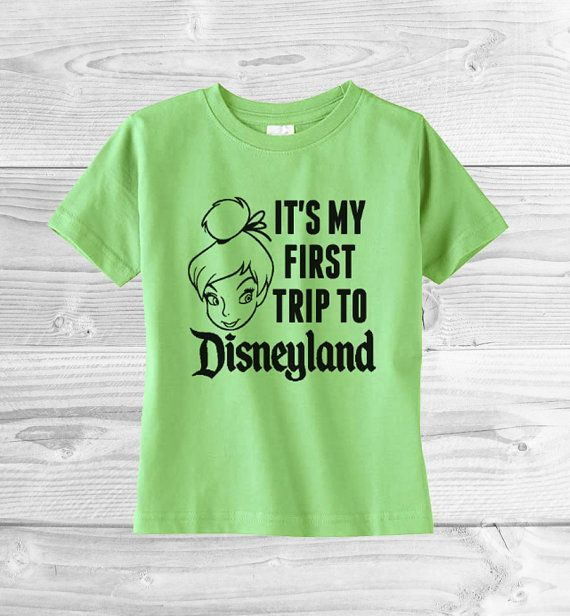 First Trip To Disneyland  Tinkerbell  Key Lime by KindredFeathers