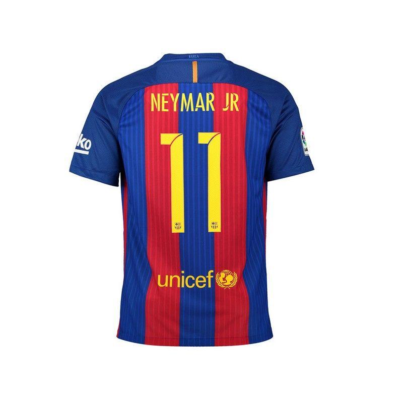 Maillot Neymar JR Barcelone 2016-2017 Domicile