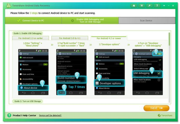 crack tenorshare android data recovery