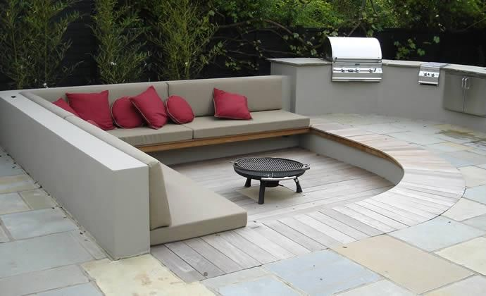 outdoor kitchens uk google search small gardens. Black Bedroom Furniture Sets. Home Design Ideas