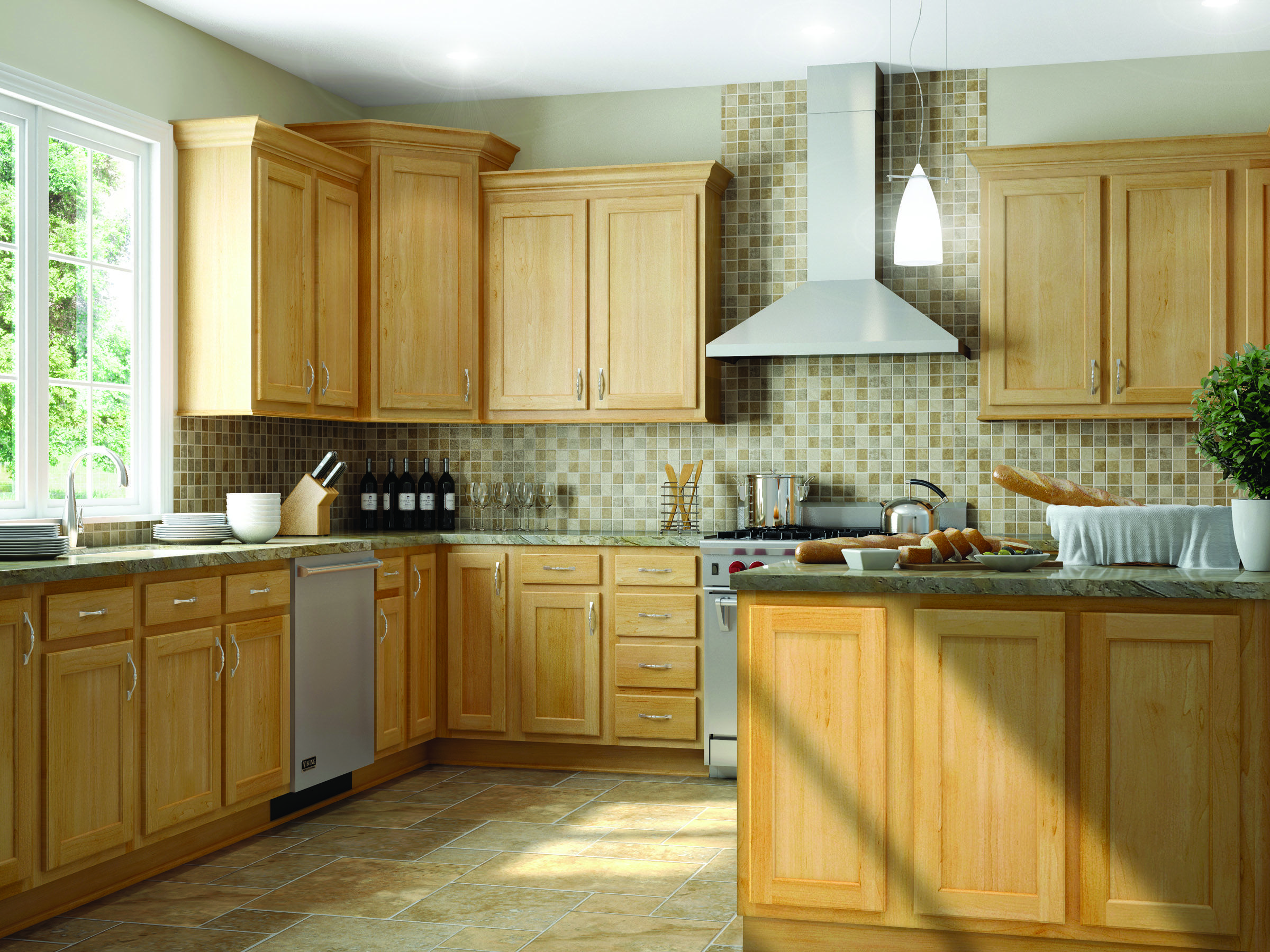 Kitchen Kompact Linoleum kitchen floors