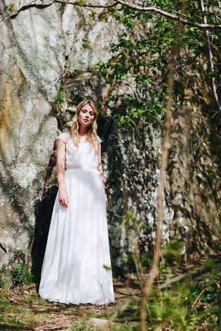 Brautkleider 2018 spitze ruckenfrei