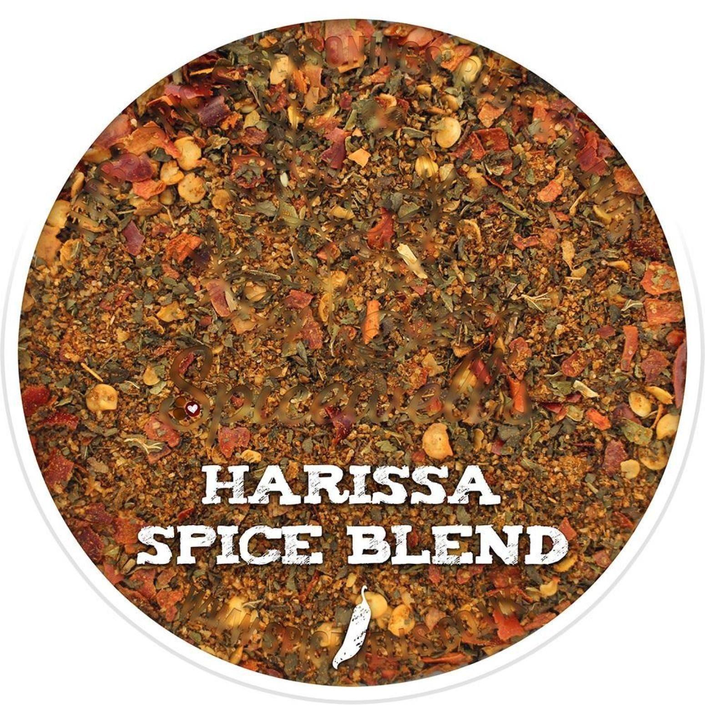 Dry Harissa Spice Mix #spicekitchen