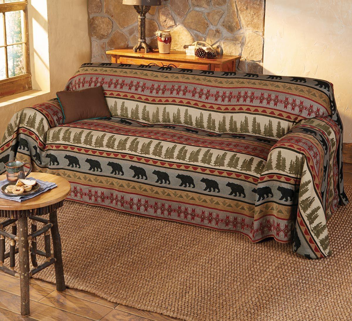 Fine Montana Bear Sofa Cover Sofa Covers Country Living Decor Uwap Interior Chair Design Uwaporg