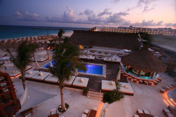 Best Beach Clubs In Cancun Kool Club