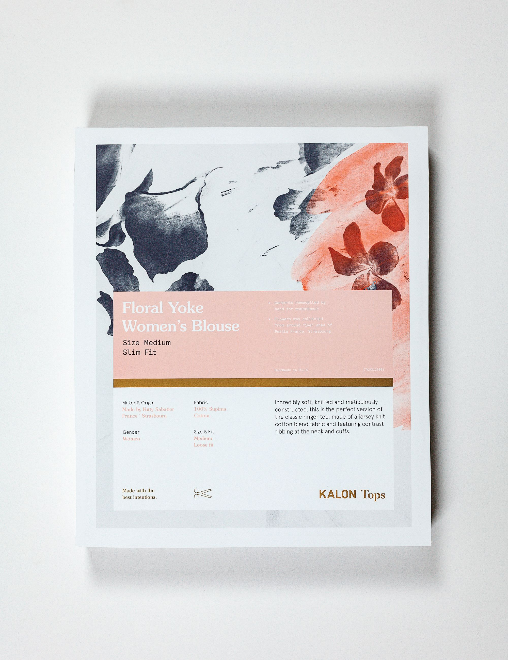 Ray Dao — Graphic Design — Kalon Store