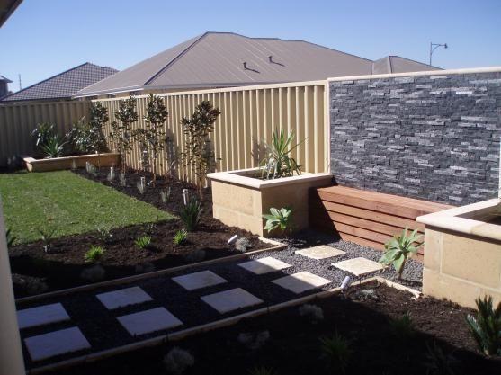 Garden ideas - Australian Native Gardens Ideas - Google Search Backyard  Ideas - Backyard Feature Wall