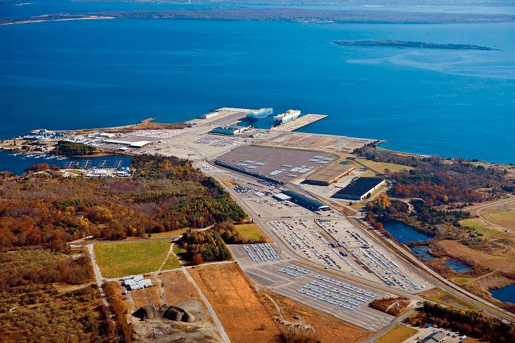 Fast traffic in rhode island automotive supply chain
