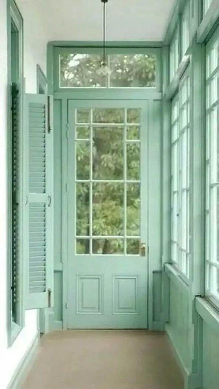 Entryway window ideas  薄荷绿 壁纸 聊天背景 萌萌的 女生喜欢 空间 就是喜欢这个壁纸