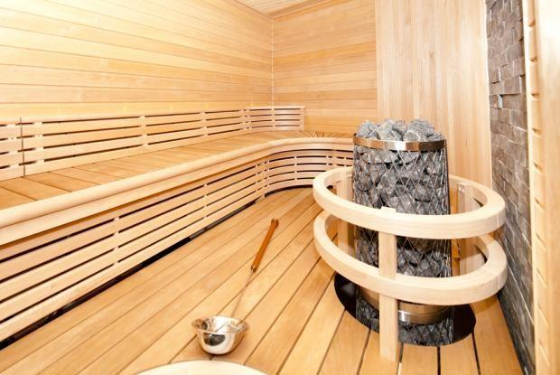 Villa Senior - Sauna