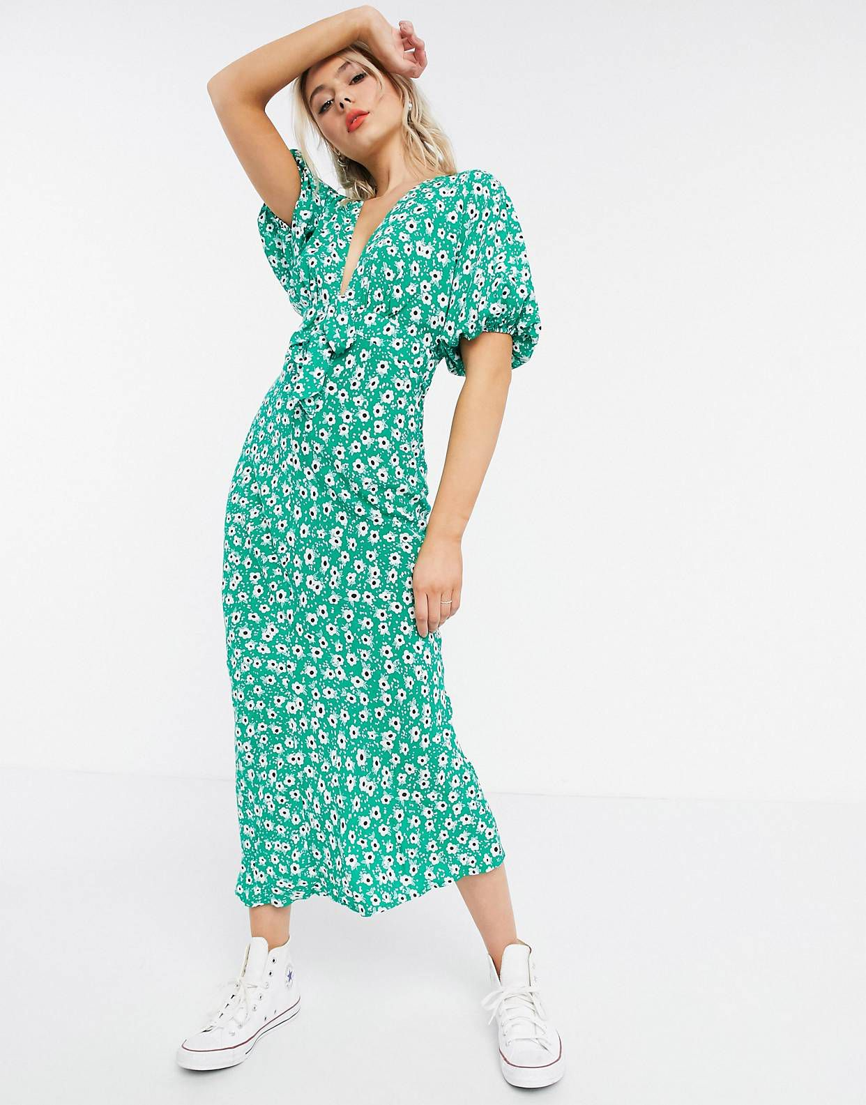 Pin By Teenie Lyro On I Guess I Ll Marry You In 2020 Tea Dress Dresses Asos Designs