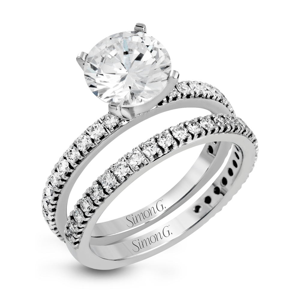 Passion Collection Engagement Set Style PR148 from Simon G
