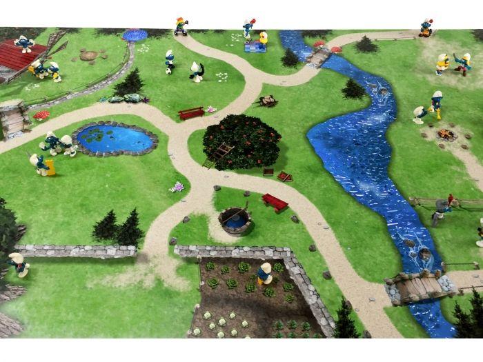 Zauberwald Spielmatte / Spielteppich. Die perfekte ...